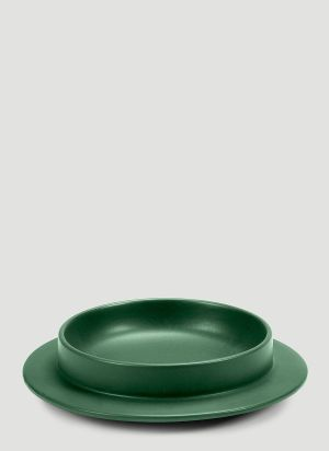 Valerie objects Dishes to Dishes Plate in Green
