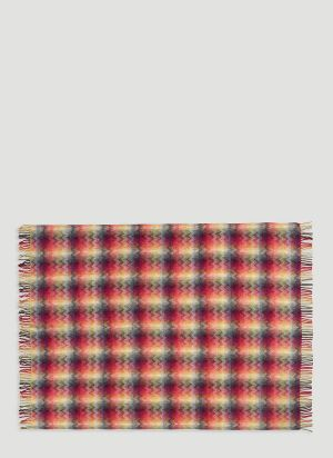 Missoni Home Montgomery Blanket in Red