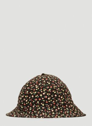 Gucci Liberty Bucket Hat in Black