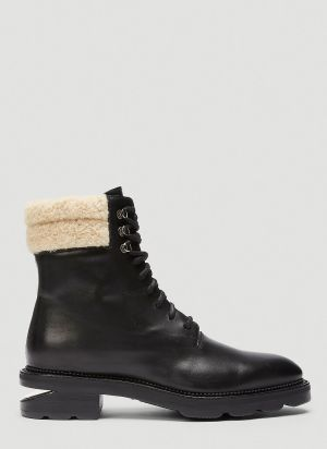 Alexander Wang Andy Hiker Boots in Black