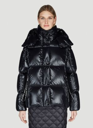 Moncler Parana Down Jacket in Black