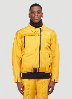 The North Face Black Series Technical Jacket in Yellow