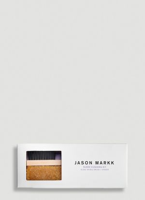 Jason Markk Suede Cleaning Kit in White