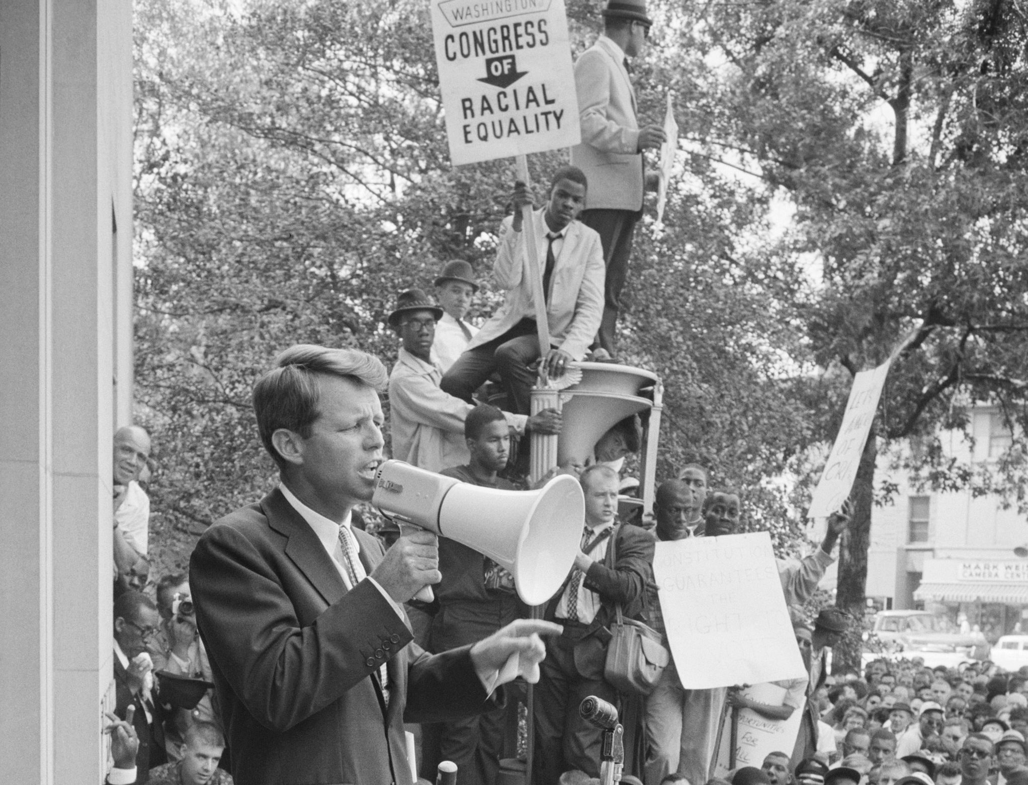 Inclusive Populism Of Robert . Kennedy