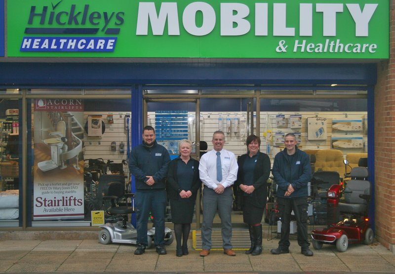 Hickleys Ltd  Disability and mobility in Taunton Somerset