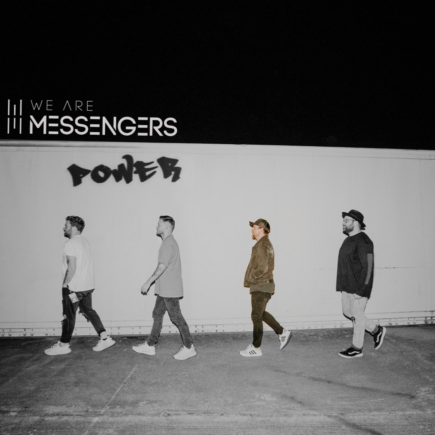 Power (cover art) - We Are Messengers