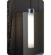 Robern UFLP Uplift Pendant Light with Night Light