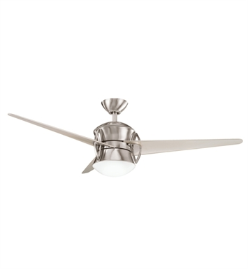 Kichler 300125BSS Indoor Ceiling Fan with 3 Blades with