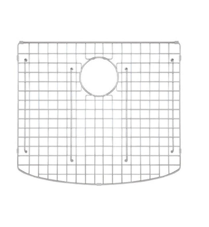 Rohl WSG2321WH Wire Sink Grid For RC2321 Kichen Sink in White