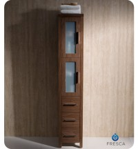 Fresca FST6260WB Torino Tall Bathroom Linen Side Cabinet ...