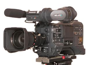 Panasonic HPX300 P2