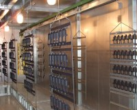 Powder Coating Hanging Rack and Drying Rack | Home of ...