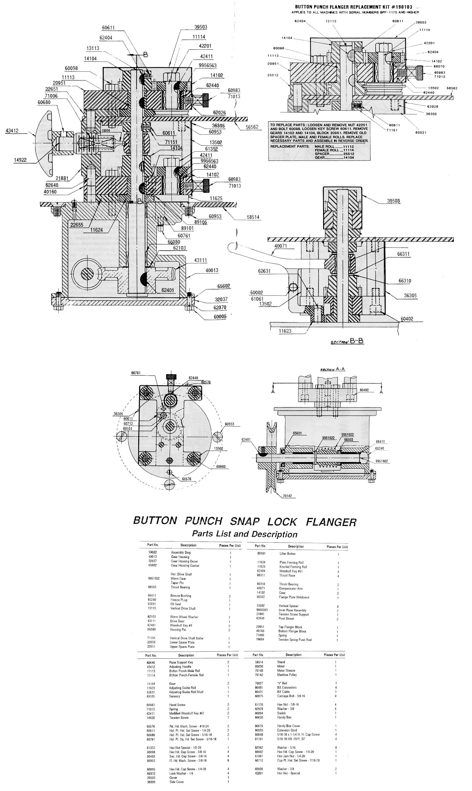 Lennox Pulse Furnace Part Diagram
