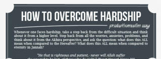 How to Overcome Hardship