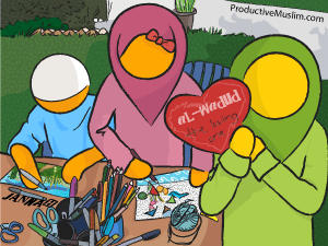 Productive Parties for Children - Productive Muslim