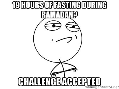 Ramadan in the West: Make it Super Productive