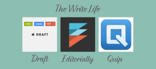 [Tech Review] Discovering the New World of Writing Apps