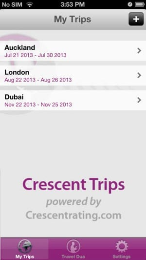 Crescent Trips - 5 Ways to Ensure a Productive Family Trip | Productive Muslim