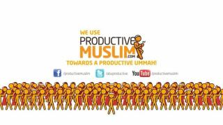 We are ProductiveMuslims – Animation 19
