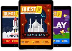[Magazine Review] Quest Jr. In Pursuit of Knowledge