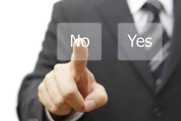 """Let's Restore the Dignity of """"In-sha-Allah"""" by Learning How to Say 'No' 