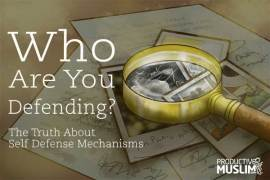 """""""Who Are You Defending?"""" – The Final Episode: Rationalization as a Self Defense Mechanism"""