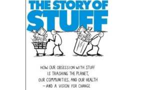 Book Review: The Story of Stuff