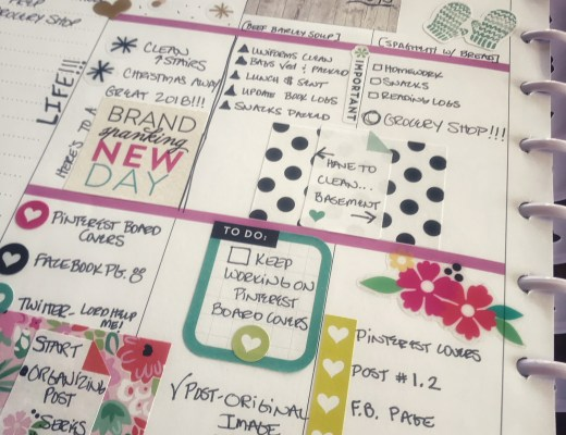 The ultimate happy planner accessories guide 1 3 for Happy planner accessories