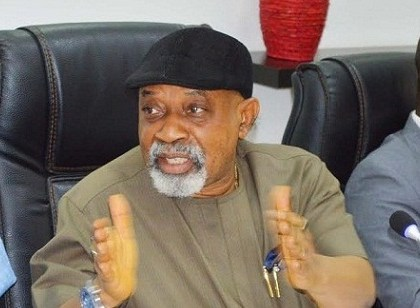 SENATOR (DR) CHRIS NGIGE OON INUAGURATES NPOMAC MEMBERS