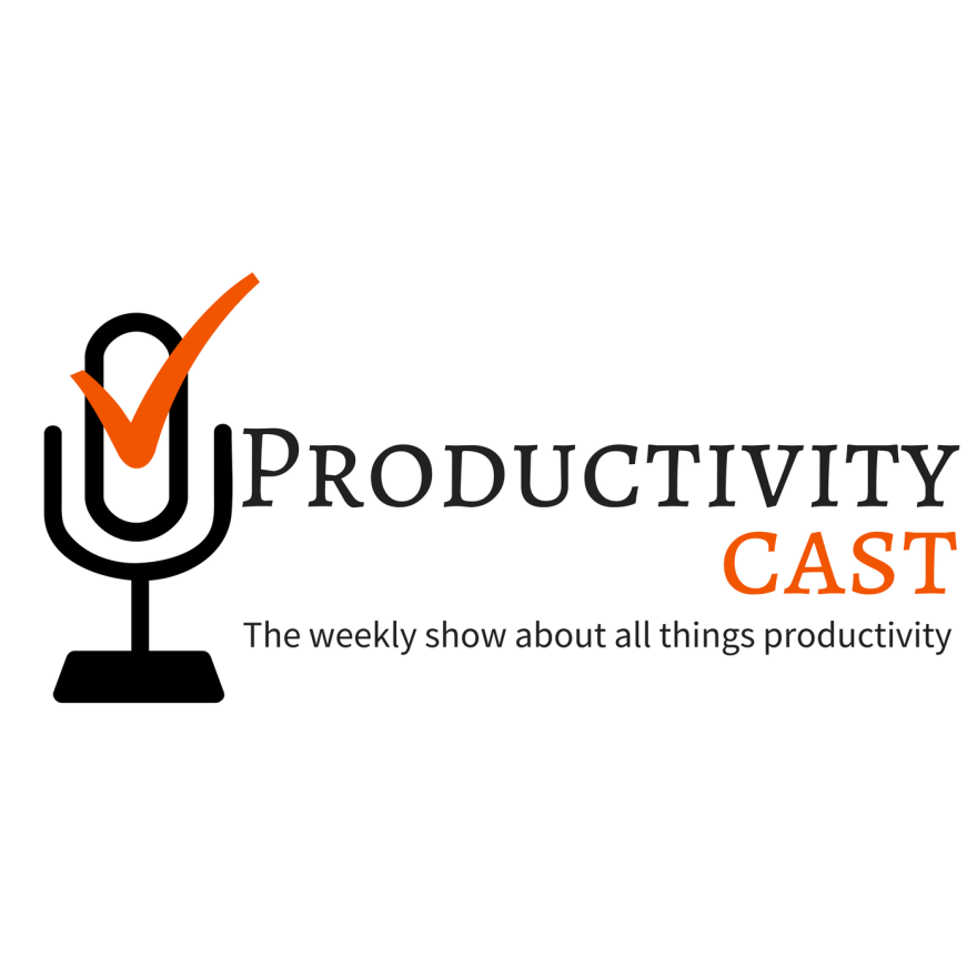 ProductivityCast Logo with tagline