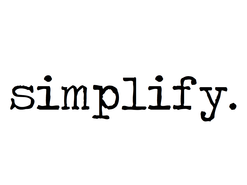 Simplifying your productivity is as simple as SYS
