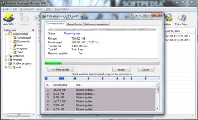 Internet Download Manager 6.32 Build 7 Crack