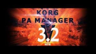 korg pa manager v12 full cracked free