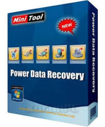 MiniTool Power Data Recovery 8.5 Crack + Registration Key Free Download 2019