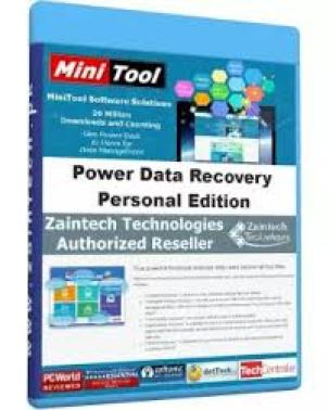 MiniTool Power Data Recovery 8.5 Crack With Registration Code Free Download 2019