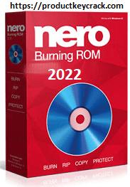 Nero Burning Rom 2022 Crack