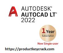 Autodesk AutoCAD LT 2022 Crack