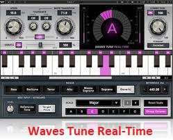 Waves Tune Real-Time Crack 2021