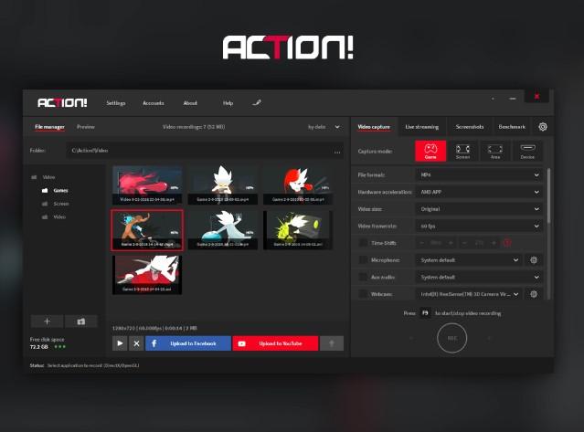 Mirillis Action 4.13.1 Crack With Keygen Torrent 2021 [Latest]