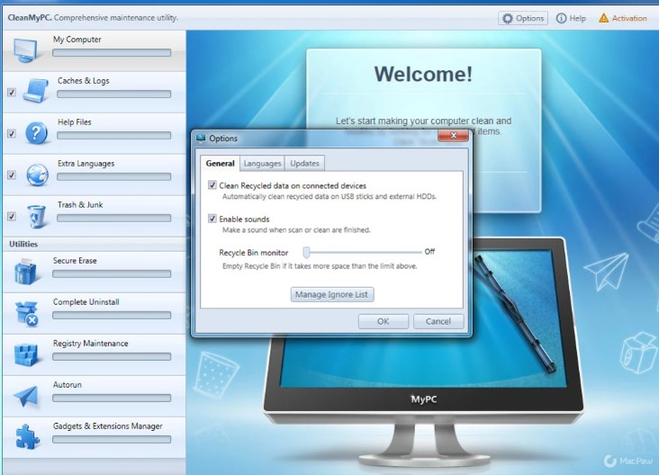 CleanMyPC Activation code Free For You 2020