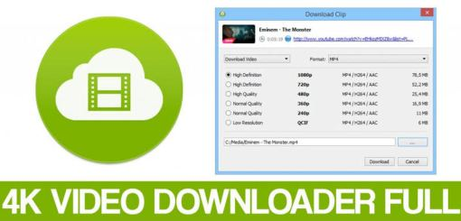 4K Video Downloader 4.11.3.3420 Crack Key Latest [2020]