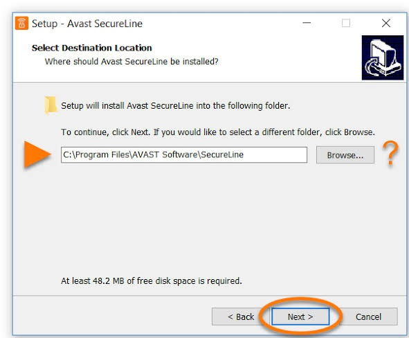 GRATUIT SECURELINE AVAST TÉLÉCHARGER VPN