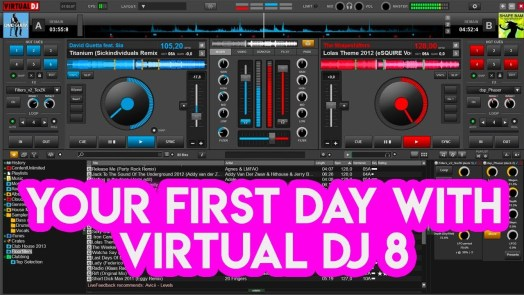 Virtual DJ 8 Crack With Serial Key 2020 100% Working {Windows}