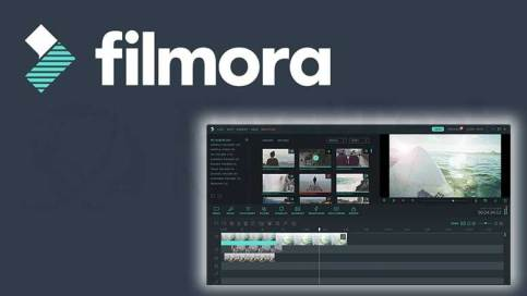 Wondershare Filmora 10.0.6.8 Crack (Key + Registration Code)