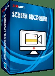 ZD Soft Screen Recorder 11.3.0 Crack + Keygen