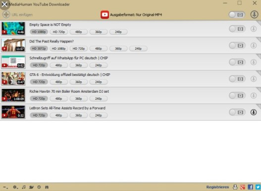 Mediahuman Youtube Downloader Crack 3.9.9.28 + Patch (Windows)