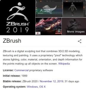 Pixologic ZBrush 4R8 Crack Final + Torrent Free Download