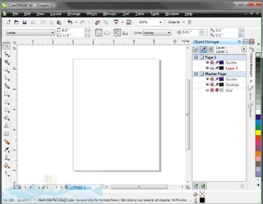 free download software corel draw x4 full