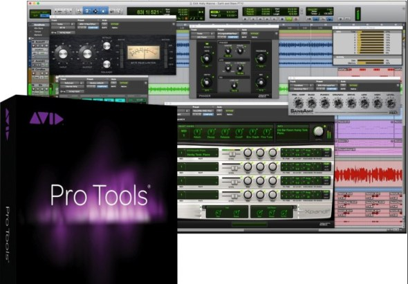 Avid Pro Tools 2018.10 Crack Torrent Full Version is Here [Latest]