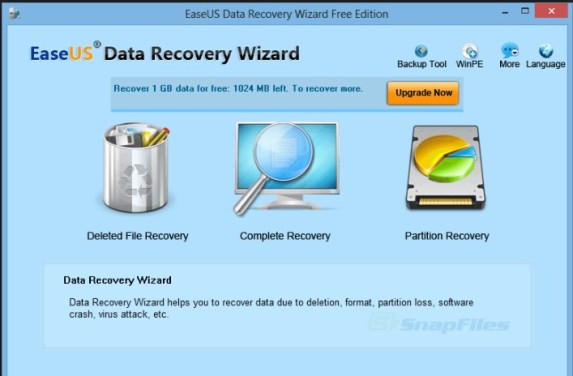 EASEUS Data Recovery Wizard 12 9 1 Crack + License Key 2019